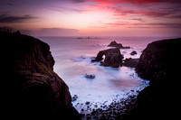 Land's End Sunset 01