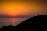 Cape Cornwall Sunset 01